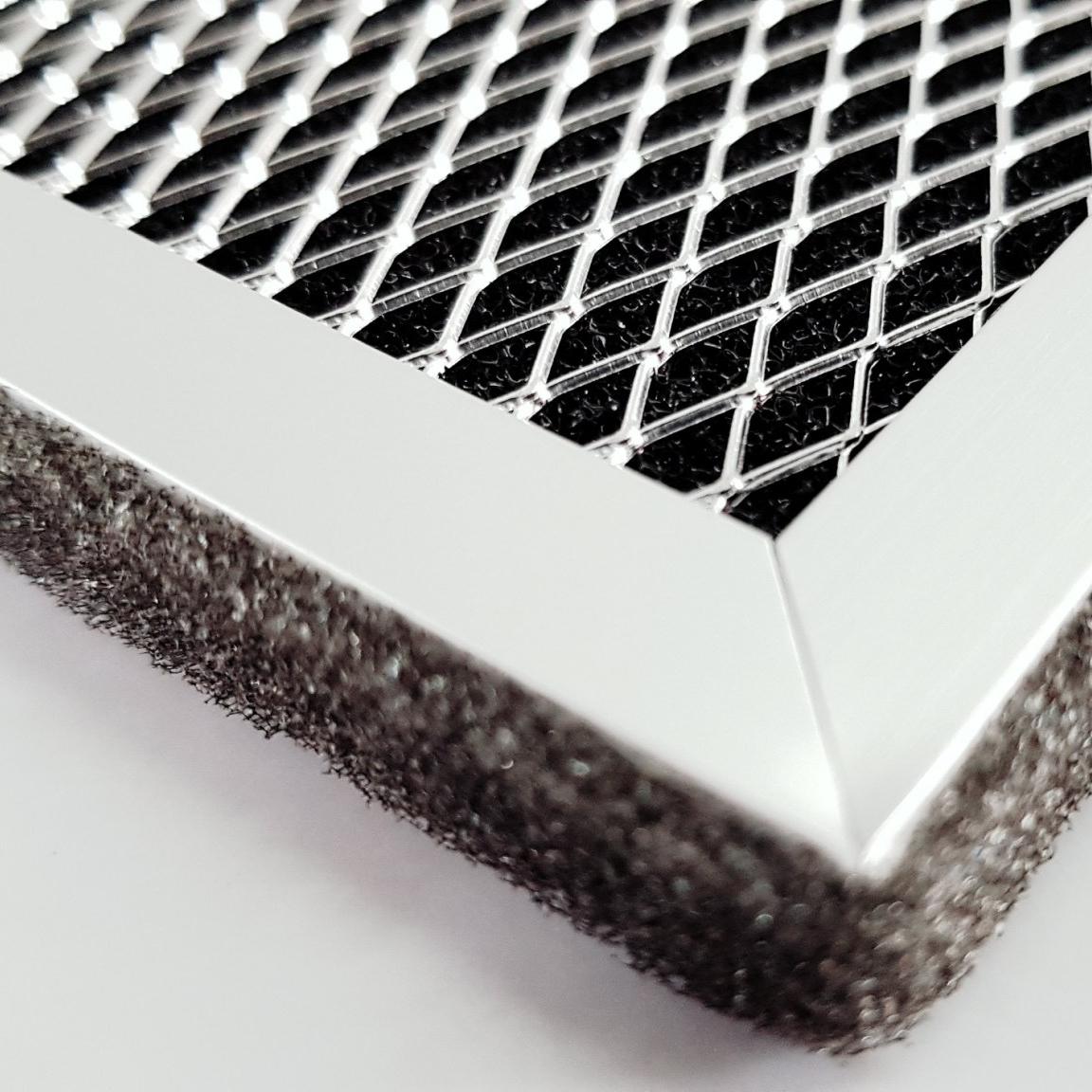 ไไส้กรอง Pre filter ใช้สำหรับดักจับฝุ่นหยาบจึงออกแบบมาเพื่อให้ล้างทำความสะอาดได้บ่อยๆ